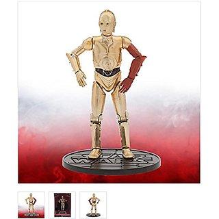 Disney - C-3PO Elite Series Die Cast Action Figure - 6 1/2 - Star Wars: The Force Awakens