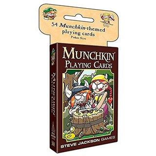Munchkin Playing Cards