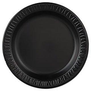 Dart 9PBQR Quiet Classic Laminated Foam Dinnerware, Plate, 9