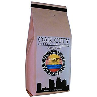 Colombian Select - Fresh Roasted, Whole Bean, Single Origin Coffee from Colombia (12 oz)