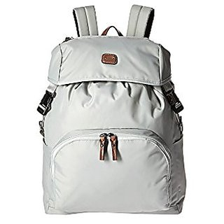 Brics X-Bag Excursion Multipurpose Backpack, Pearl Grey