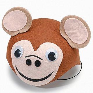 Monkey Felt Hat Party Accessory