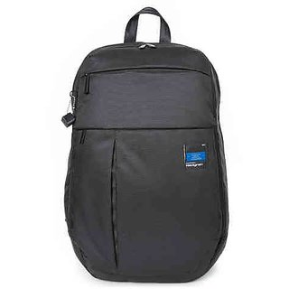 Hedgren Code 15.6 Inch Laptop Backpack (Black)