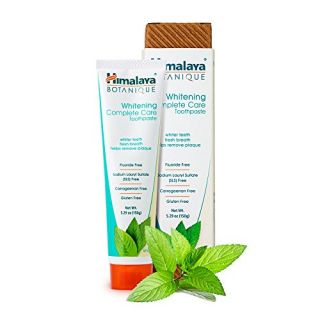 Himalaya Whitening Toothpaste - Simply Mint 5.29oz/150g