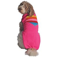 Chilly Dog Heart Sweater For Dogs, XX-Small