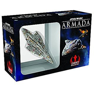 Star Wars: Armada Liberty Game Expansion Pack