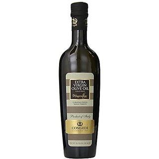 Congedi Monocultivar 100% Coratina Extra Virgin Olive Oil, 17 Ounce