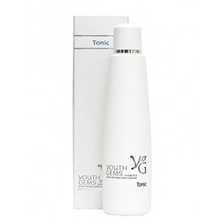 Youth Gems Tonic - Cosmetics with Peptides and Ginseng 200mL Liquid