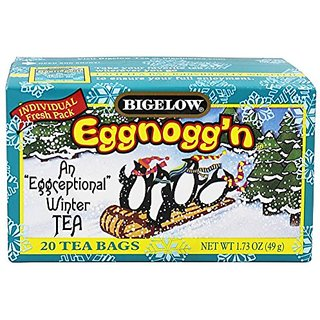 BIGELOW TEA EGGNOGGN, 20 BG