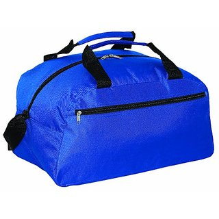 Bags for LessTM Deluxe Sports Duffel Travel Bag, Royal