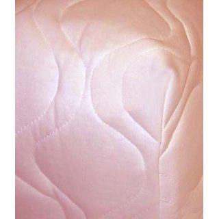 Quilted Fitted PACK n PLAY Sheet - Pink (Graco) - Made In USA