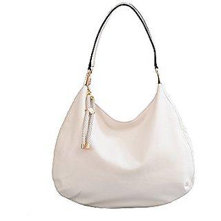Mellow World Alara Messenger Bag, White