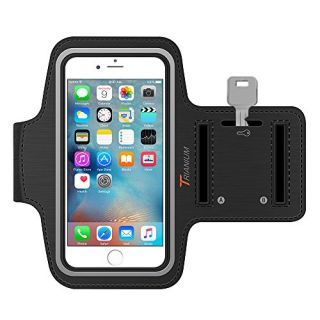 Trianium Armband For iPhone 7/6/6S PLUS, LG G5, Note 3/4/5 with case (fits with Otterbox Defender & Lifeproof case) ArmT