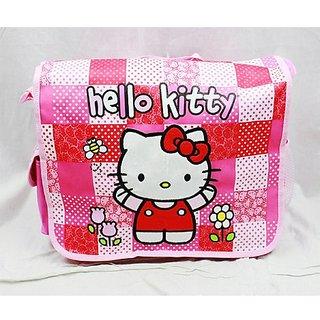 Messenger Bag - Hello Kitty - Pink/Red Box