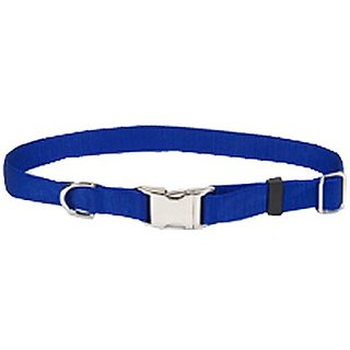 Coastal Pet 61601 A BLU18 Adjustable Dog Collar, 3/4-Inch, Blue