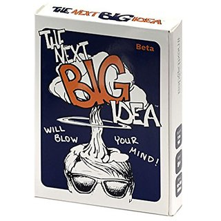 The Next Big Idea: A Card Game for Entrepreneurs