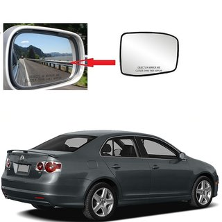 Carsaaz Right Side Sub-Mirror Plate for Volkswagen Jetta type 2