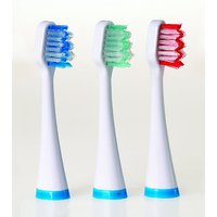 SonicDent Toothbrush Replacement Head. Sonic Toothbrush Head Package Includes 1 Replacement Head, 6 AA Mitsubishi Replac