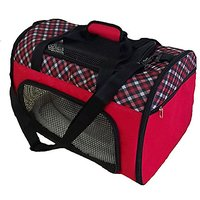 Pet Carrier Airline Approved For Dogs And Cats Up To 20lbs By Magnolia Pets. Best Alternative To Crate Or Cage, This Saf