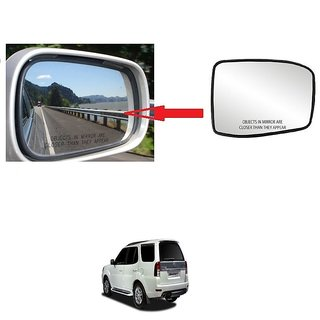 Carsaaz Right Side Sub-Mirror Plate for Tata Safari