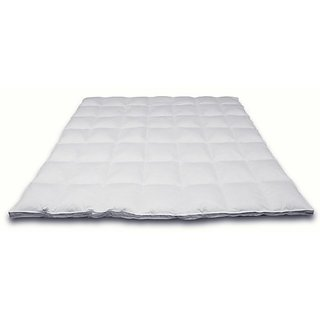 Down Etc Down California King 72-Inch by 84-Inch Down Feather Bed, White