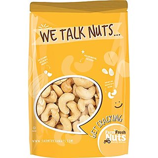 CASHEWS - SALTED - FRESHLY ROASTED - PERFECTLY CRUNCHY - NATURALLY DELICIOUS - RESEALABLE BAG (1 LB)