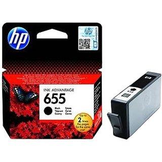 HP No 655 Ink Cart Black CZ109AE