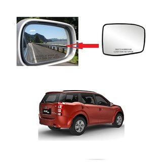 Carsaaz Right Side Sub-Mirror Plate for Mahindra Xuv 500