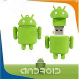 Microware Android Shape 4GB PenDrive