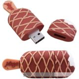 Usb 2.0 8gb Chocolate Ice Cream Shape Pen Drive