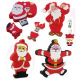 Usb 2.0 16gb Santa Claus Shape Pen Drive