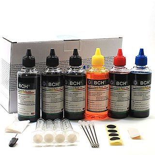 BCHStandard 600 ml Refill Ink Kit for Brother