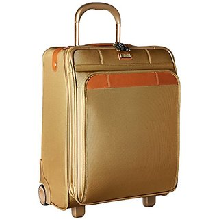 Hartmann Ratio Classic Deluxe Domestic Expandable Upright Carry On Luggage, Safari