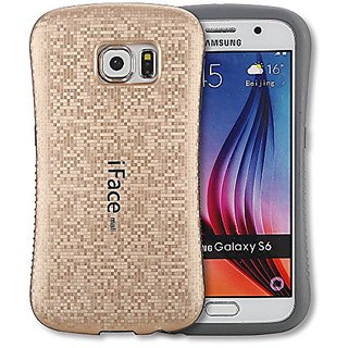 Samsung Galaxy S6 Edge Plus Case,YUNQETM iFacemall,TPU Shockproof Anti Scratch Rugged Cover for Samsung Galaxy S6 Edge P