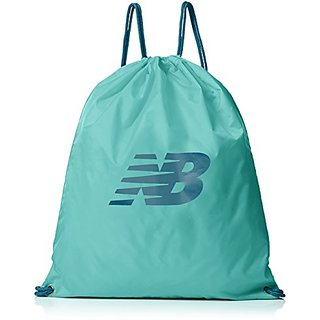 New Balance Adult Gymsack, Aquarius, One Size
