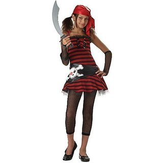 Pirate Cutie Costume - Large