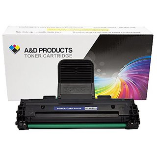 A&D Products Compatible Toner Cartridge Replacement for Samsung ML-2010 (3,000 Yield) - (Black, 1-Pack)