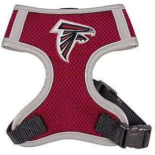 Hip Doggie NFL Team Falcons Harness Vest, Large