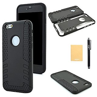 XIQI(TM) Rocket Design Armor Defender Case Cover For iPhone 6 Plus (5.5