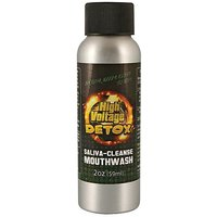 High Voltage Saliva Cleanser Mouthwash Mouth Body Detox Cleaner