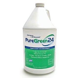 PureGreen24TM Disinfectant - 128 oz. 1 Gallon