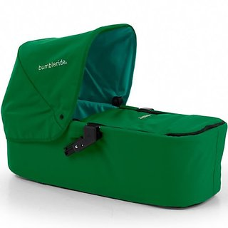 Bumbleride Indie Twin Carrycot (Green Papyrus)