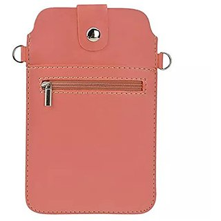 Joddge Universal Multifunction mini PU Leather Shoulder Bag Crossbody Wallet Cellphone Case Pouch Sleeve with Strap for