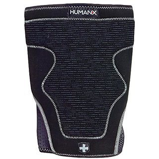 HumanX The Compressor Pro Performance Knee Sleeve, Large