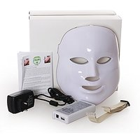 Muses Poem 7 Color LED Photon Therapy Light Treatment Skin Rejuvenation Whitening Facial Beauty Daily Skin Care Mask