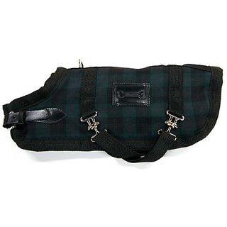 Bluemax 27-Inch Dog Coat, XX-Large, Blackwatch