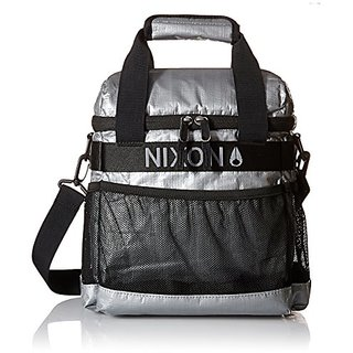 Nixon Mens Windansea Cooler Bag, Gray, One Size