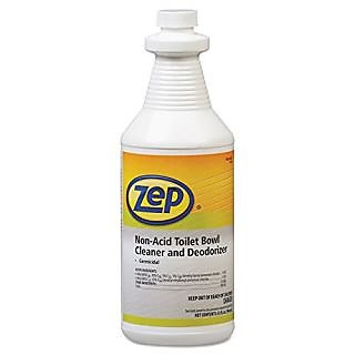 Zep Professional ZPP R00301 AMRR00301CT Toilet Bowl Cleaner, Non-Acid Bottle (Pack of 12)