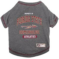 Pets First Collegiate Florida State Seminoles Pet Tee Shirt, X-Large