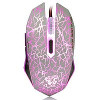 YouFun N2 Wired Optical Gaming Mouse, Professional 7 Colors LED Optical USB Wired Gaming Mice For PC/Laptop/Desktop/Mac,